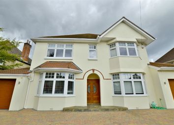 Thumbnail 4 bed detached house to rent in Stevenson Crescent, Poole, Dorset