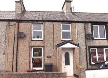 Thumbnail 3 bed terraced house to rent in Mountain Road, Llanfechell, Ynys Mon
