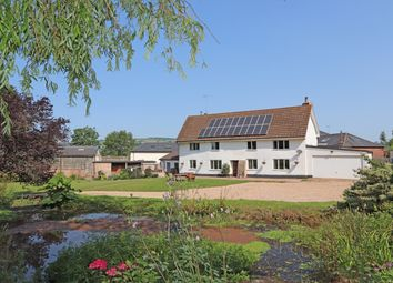 Thumbnail 5 bed detached house for sale in Bradninch, Exeter