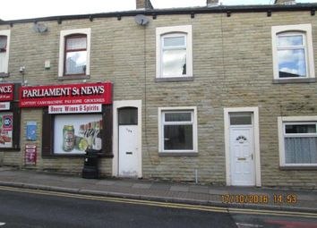 Thumbnail 2 bed terraced house to rent in Parliament Street, Burnley