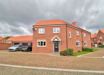 Thumbnail 3 bed semi-detached house for sale in Sampson Close, Chorley
