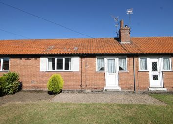 Thumbnail 2 bed terraced bungalow for sale in West Vale, Filey