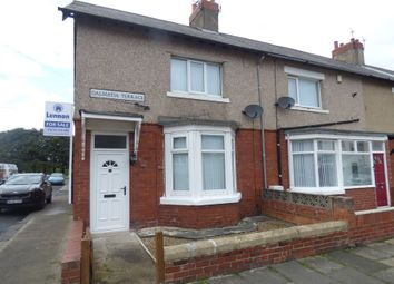 Thumbnail 2 bedroom terraced house for sale in Dalmatia Terrace, Blyth