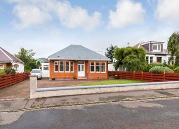 Thumbnail 4 bed bungalow for sale in Burnside Road, Largs, North Ayrshire, Scotland