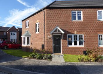 Thumbnail 3 bed semi-detached house for sale in Honeysuckle Way, Rednal, Birmingham