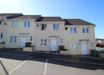 Thumbnail 3 bed terraced house for sale in Bridge View, St Budeaux, Plymouth