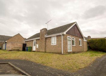 Thumbnail 2 bed detached bungalow for sale in Brinkman Road, Linton, Cambridge