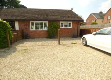 Thumbnail 2 bed bungalow to rent in Wainsford Road, Pennington, Lymington