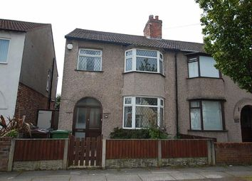 Thumbnail 3 bed terraced house for sale in Canterbury Avenue, Waterloo, Liverpool