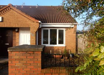 Thumbnail 1 bed flat to rent in Murrayfield, Seghill, Northumberland