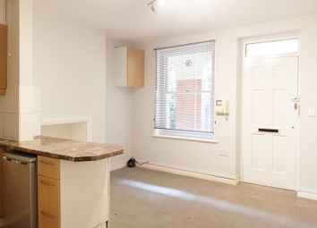 Thumbnail 1 bed flat to rent in De Walden House, Allisten Road, London
