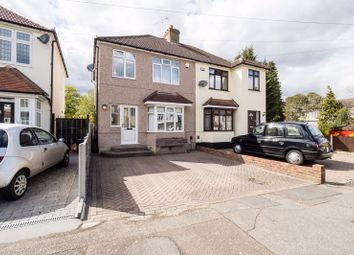 Thumbnail Semi-detached house for sale in Kinfauns Avenue, Hornchurch