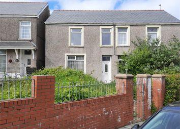 Thumbnail 3 bed semi-detached house for sale in Barnardo Street, Maesteg, Mid Glamorgan