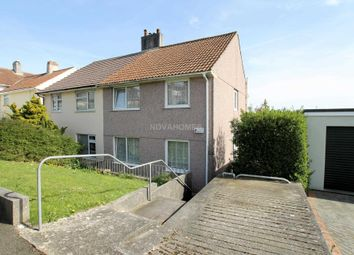 Thumbnail 3 bed semi-detached house for sale in Little Dock Lane, Honicknowle