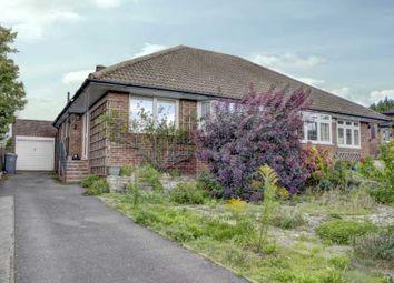 Thumbnail 2 bed semi-detached bungalow for sale in Salisbury Close, Princes Risborough