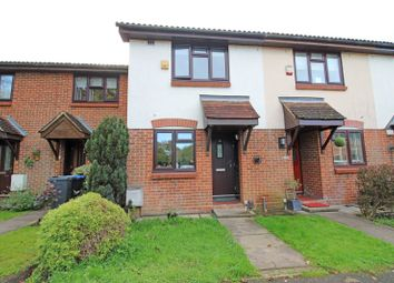 2 bed terraced house for sale in Friars Way, Chertsey, Surrey KT16