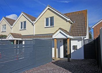 Thumbnail 3 bed end terrace house for sale in Buckland Mews, 68 Lower Buckland Road, Lymington, Hampshire