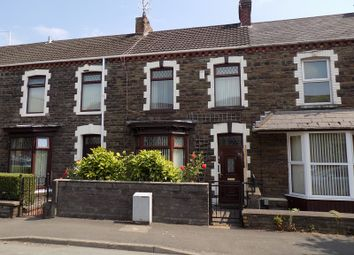 Thumbnail 3 bed terraced house for sale in Ynys Street, Port Talbot, Neath Port Talbot.
