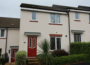 Thumbnail 3 bed terraced house for sale in Brewery Drive, St. Austell