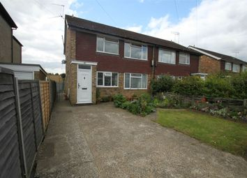 Thumbnail 2 bed maisonette to rent in Cowley Mill Road, Uxbridge, Middlesex