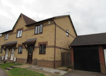 Thumbnail 2 bed semi-detached house to rent in Chardonnay Close, New Duston, Northampton