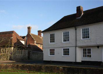 3 bed terraced house for sale in High Street, Wye, Ashford, Kent TN25