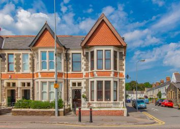 Thumbnail 3 bed flat for sale in Cathedral Road, Cardiff