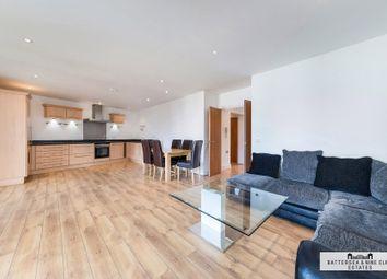 Thumbnail 4 bed flat to rent in Battersea Bridge Road, London