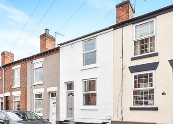 Thumbnail 2 bed terraced house for sale in Bedford Street, Derby
