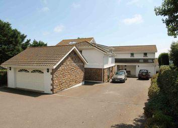 Thumbnail 6 bed detached house for sale in La Ruelle Des Tours, St. Clement, Jersey