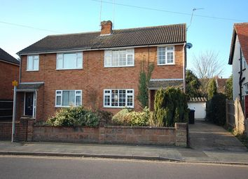 Thumbnail 3 bed semi-detached house to rent in Grange Road, Egham