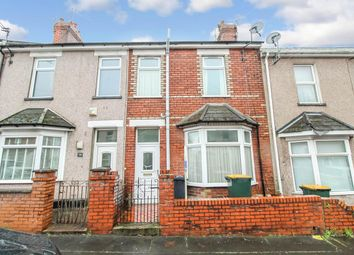Thumbnail 2 bedroom terraced house for sale in Durham Road, Newport