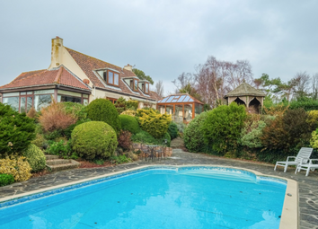 Thumbnail 4 bed detached house for sale in La Rue Genestet, Jersey