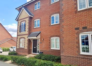 Thumbnail 2 bed flat for sale in Ramsons Crescent, Harwell, Didcot
