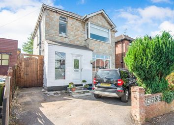 Thumbnail 3 bed detached house for sale in Norham Avenue, Southampton