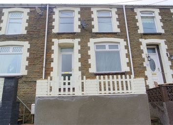Thumbnail 3 bed terraced house for sale in Villiers Road, Blaengwynfi, Port Talbot, West Glamorgan