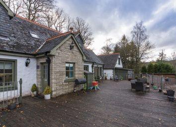 Thumbnail 4 bed detached house for sale in Gairlochy, Spean Bridge, Lochaber, Highland