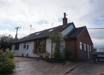 Thumbnail 4 bed detached bungalow for sale in Draycott Old Road, Forsbrook, Stoke-On-Trent
