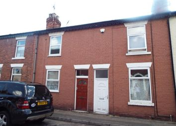 Thumbnail 2 bed terraced house to rent in Talbot Street, Mansfield