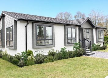 Thumbnail 2 bed mobile/park home for sale in Beck Row Mildenhall, Bury St Edmonds