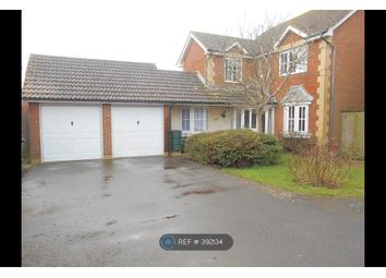 Thumbnail 5 bed detached house to rent in Heron Forstal Avenue, Hawkinge, Folkestone