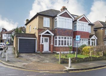 Thumbnail 3 bed semi-detached house for sale in Chalgrove Avenue, Morden