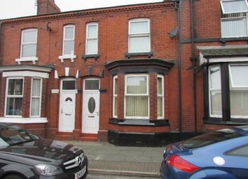 Thumbnail 1 bed terraced house to rent in Fredrick Street, Widnes