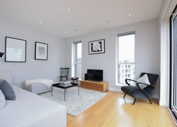 Thumbnail 2 bed flat for sale in The Moore Building, Greenwich Peninsula, London SE10, London,
