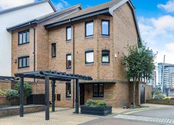 Thumbnail 4 bedroom end terrace house for sale in Channel Way, Ocean Village, Southampton
