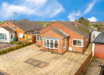 Thumbnail 2 bed detached bungalow for sale in Fairfield Road, Isham, Kettering