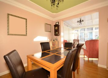 Thumbnail 3 bed semi-detached house for sale in Roding Avenue, Woodford Green, Essex