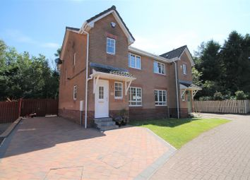 Thumbnail 3 bed semi-detached house for sale in Loaninghill Road, Uphall, Broxburn