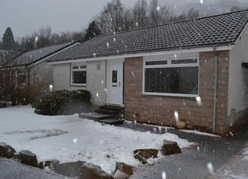 Thumbnail 2 bed detached bungalow to rent in Torlee Road, Birnam, Dunkeld