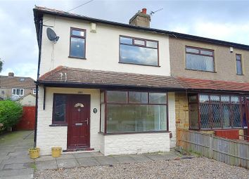 Thumbnail 3 bed semi-detached house to rent in Wrose Road, Bradford, West Yorkshire